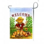 Florida State Harvest garden flag