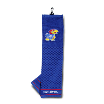 Kansas Jayhawks golf towel