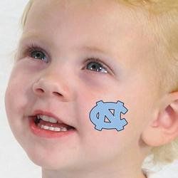 North Carolina Face Tattoos