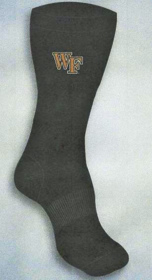 wake-black-sock