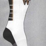 Wake Forest Crew Socks