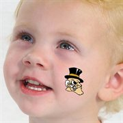 Wake Forest Face Tattoos