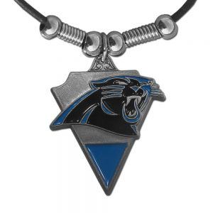 Carolina Panthers Necklace