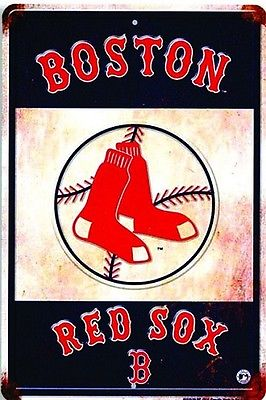 Red Sox Vintage sign