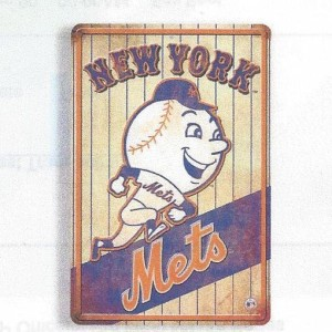 New York Mets Vintage sign