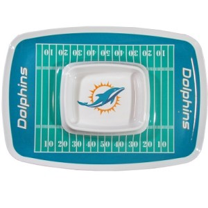 Miami Dolphins Chip and Dip