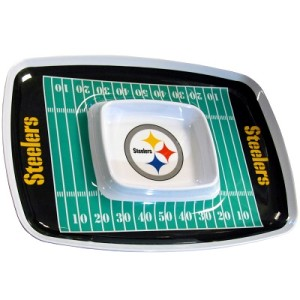 Pittsburgh Steelers chip and dip