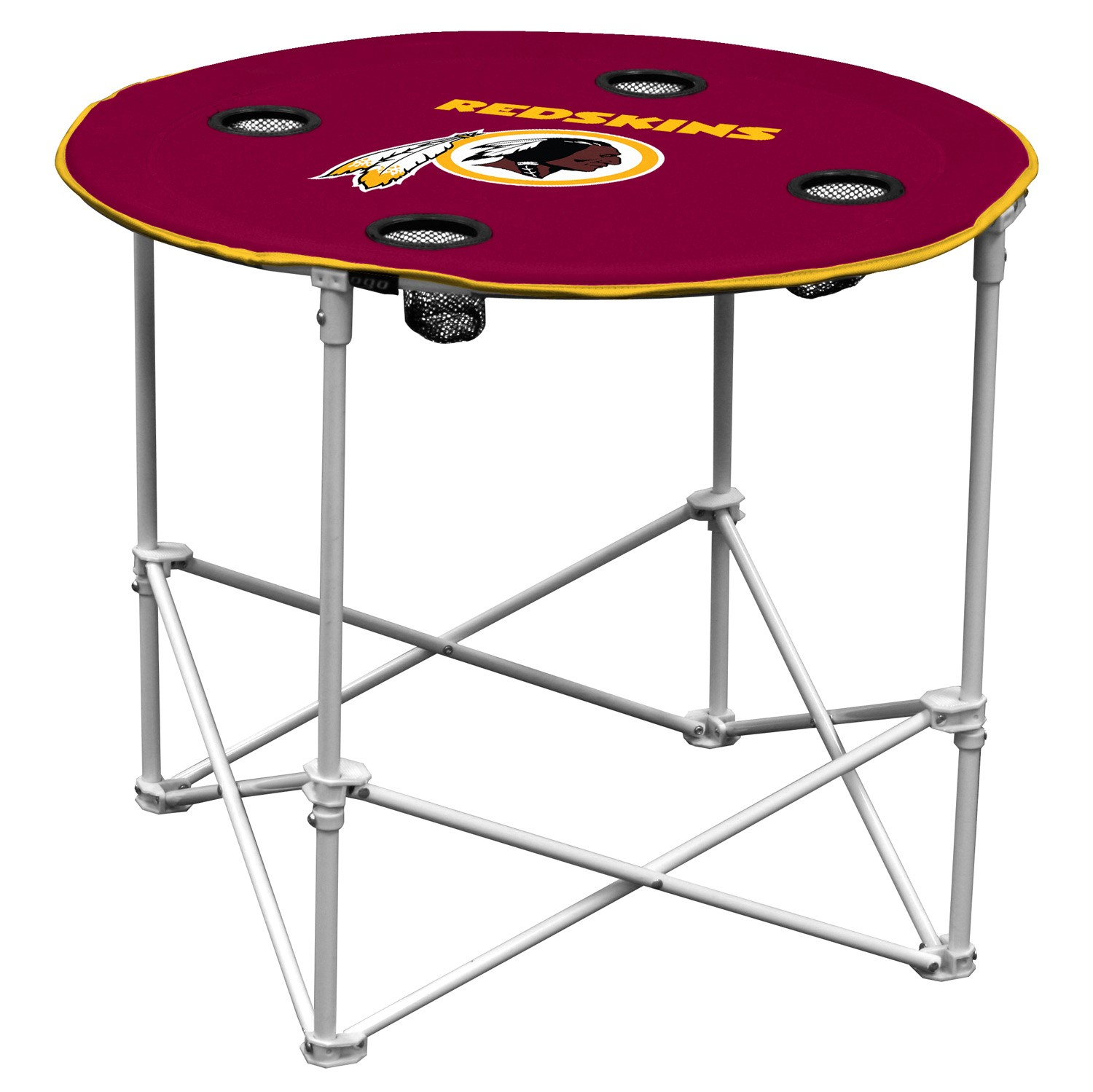 Redskins-table