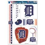 Detroit Tigers Decals