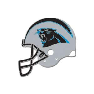Carolina Panthers lapel pin
