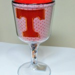 Tennessee Goblet - jersey pattern