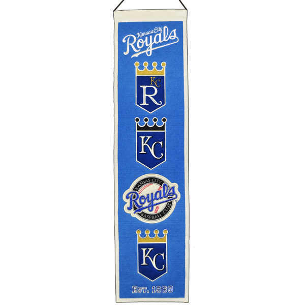 Kanas City Royals Heritage Banner