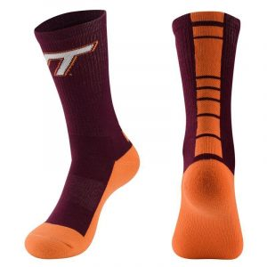 Virginia Tech Crew Socks