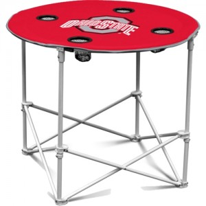 Ohio State Tailgate Table