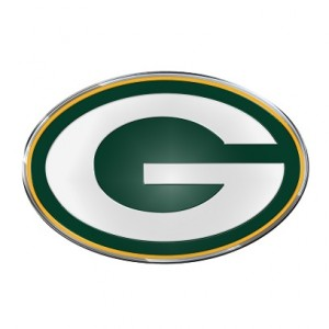 Green Bay Packers Car Emblem