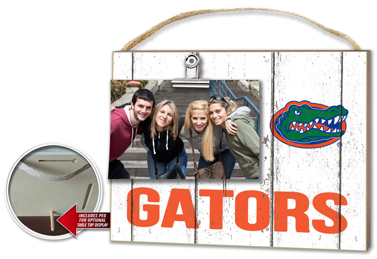 Florida Gators Clip It Photo Frame