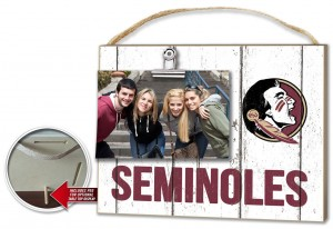 Florida State Clip It Photo Frame