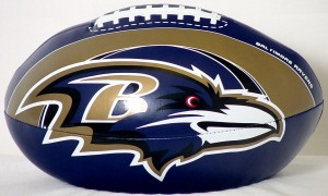 Baltimore Ravens Soft Football