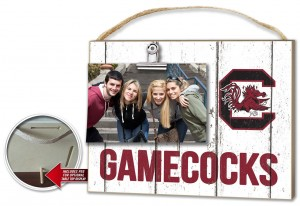 South Carolina Gamecocks Clip It Photo Frame