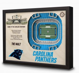 Carolina Panthers Wall Art