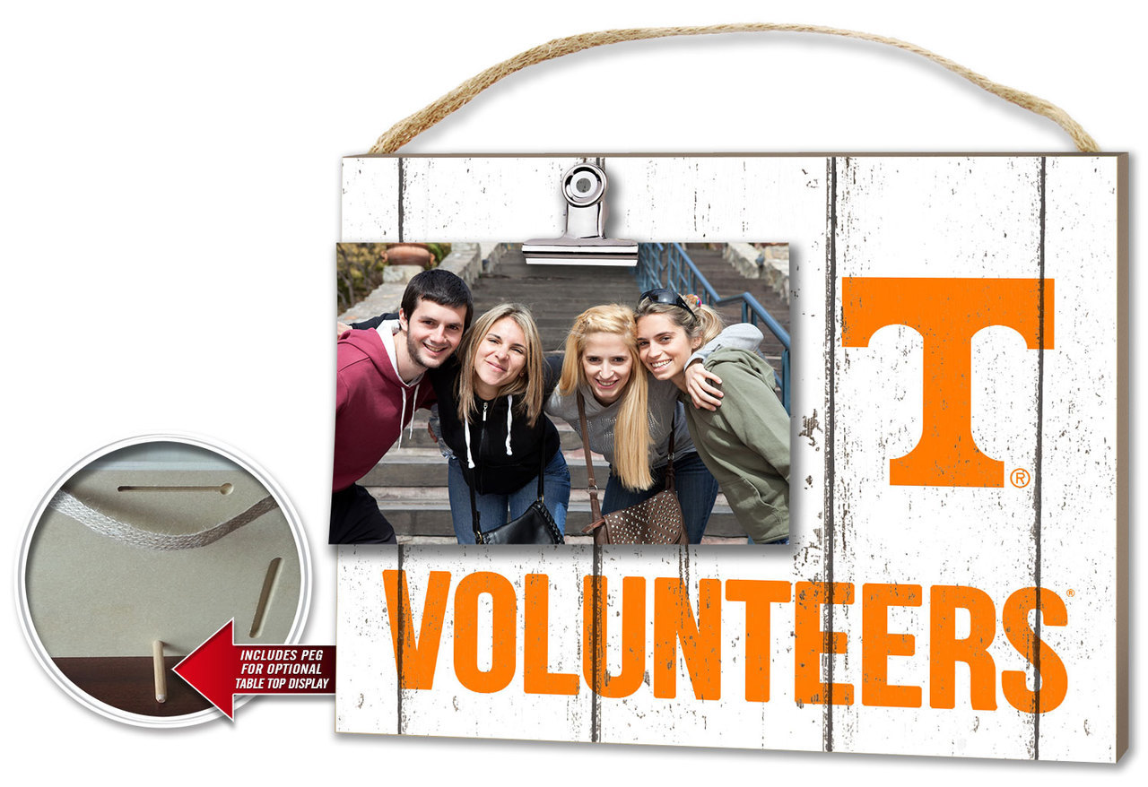 Tennessee Clip It Photo Frame