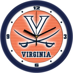 Virginia Cavaliers Wall Clock