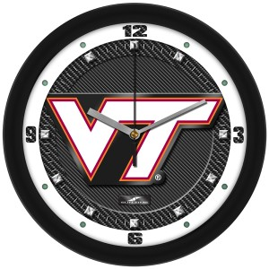 Virginia Tech Wall Clock