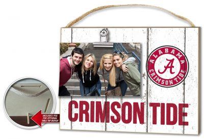 Alabama Clip It Photo Frame