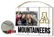 Appalachian State Clip It Photo Frame