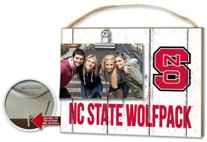 NC State Clip It Photo Frame