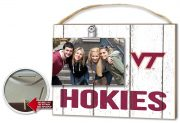 Virginia Tech Clip It Photo Frame