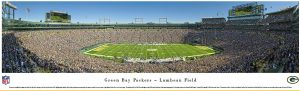 Green Bay Packers Lambeau Field Print