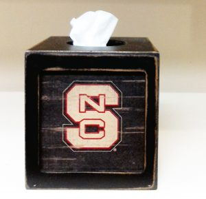NC State Tissue Box Cover
