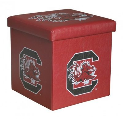 South Carolina Gamecocks Ottoman