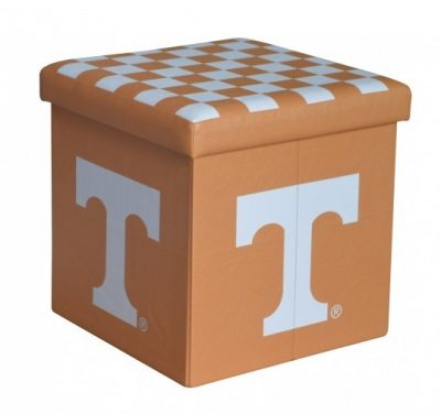 Tennessee Volunteers Ottoman