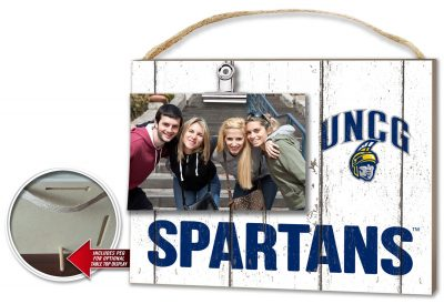 UNC Greensboro Clip It Photo Frame