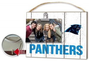 Carolina Panthers Clip-It Photo Frame