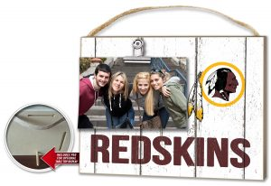 Washington Redskins Clip-it Photo Frame