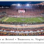 Battle at Bristol Panoramic Print
