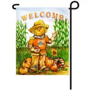 Tennessee Lady Vols Fall Garden Flag
