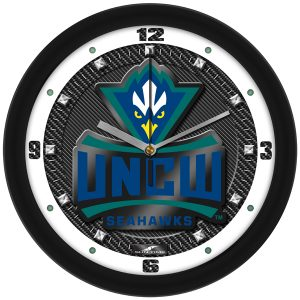 UNC Wilmington Wall Clock