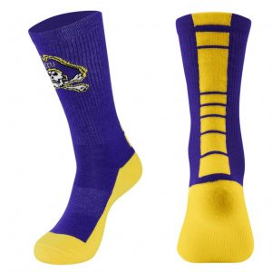East Carolina Socks