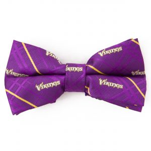 Minnesota Vikings Bow Tie
