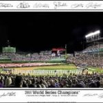 2016 Chicago Cubs World Series Panoramic Print