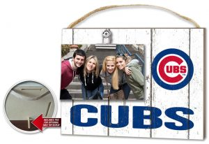 Chicago Cubs Clip It Photo Frame