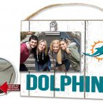 Miami Dolphins Clip it Photo Frame