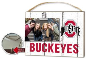 Ohio State Clip It Photo Frame