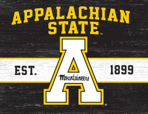 Appalachian State Cutting Board