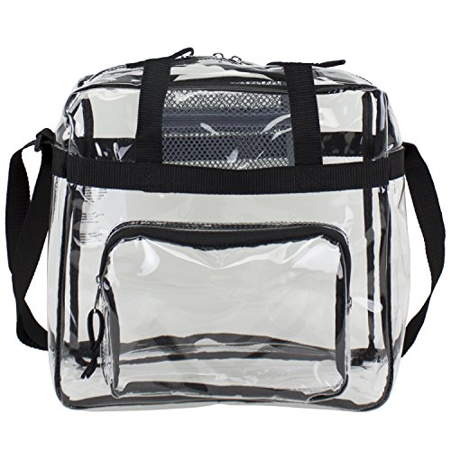 Clear-tote