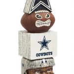 Dallas Cowboys Tiki Totem